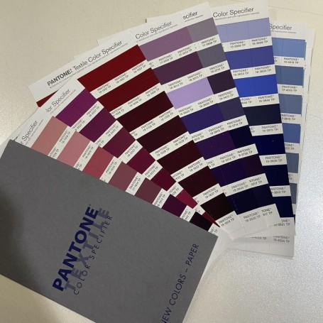 Pantone tpx best colors for 2020