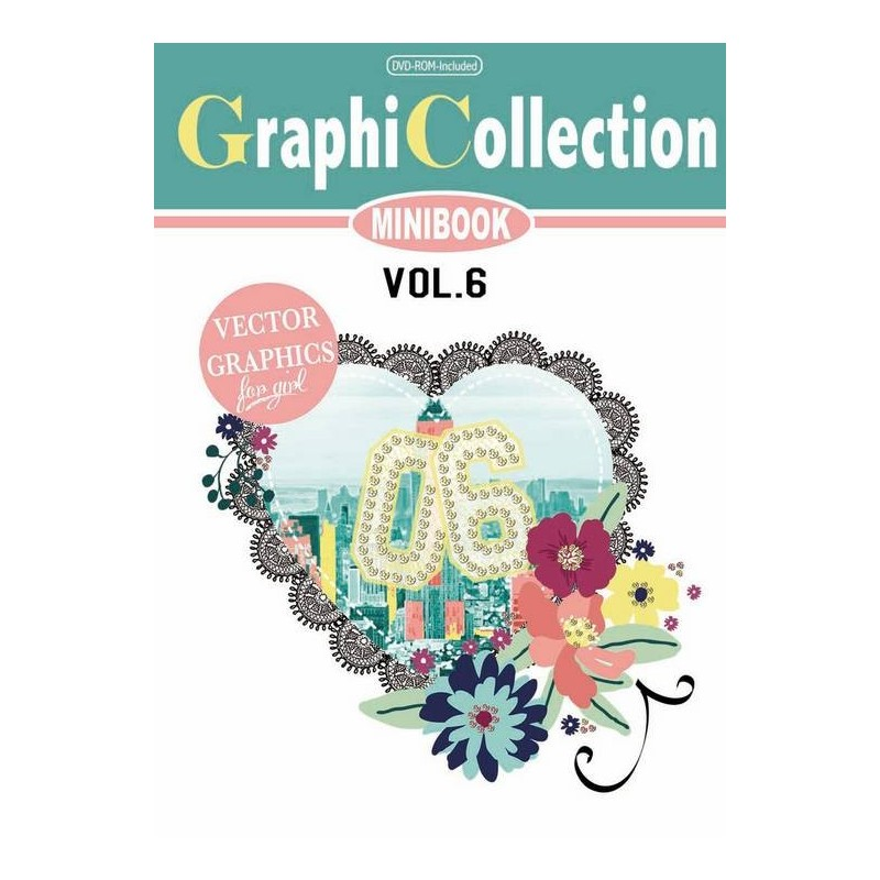 Graphicollection Mini Book Vol. 6 inc. DVD