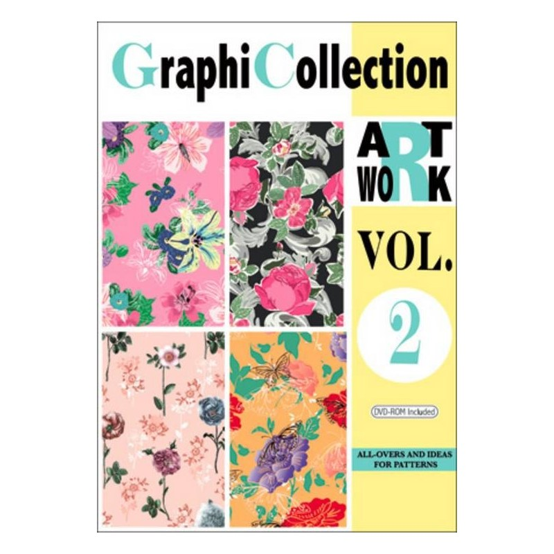 GraphiCollection Artwork Vol. 2 incl. DVD