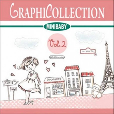 GraphiCollection Mini Baby Vol. 2 incl. DVD