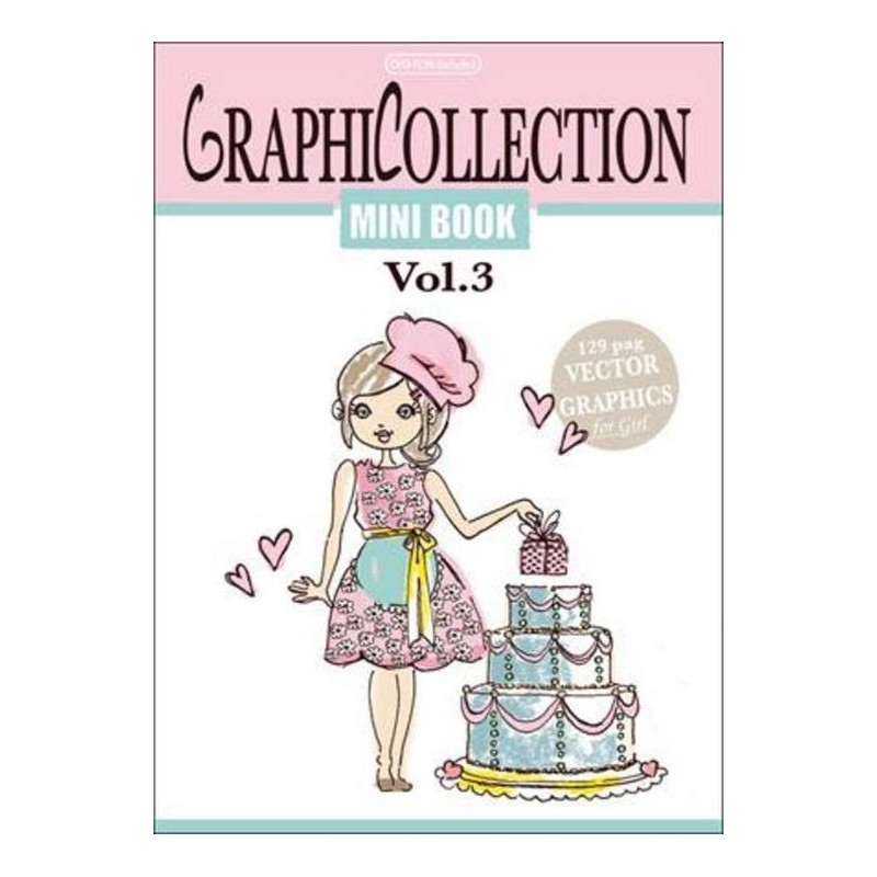 GraphiCollection Mini Book Vol. 3 incl. DVD