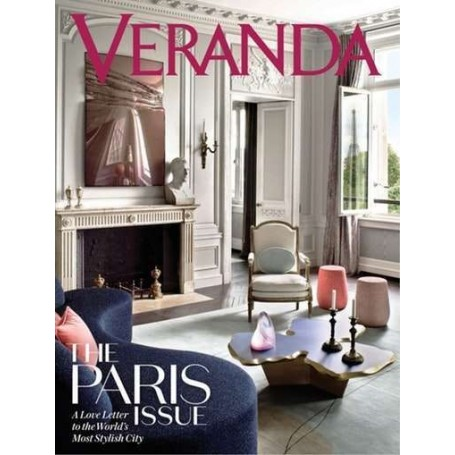 Veranda Magazine (USA) Subscription