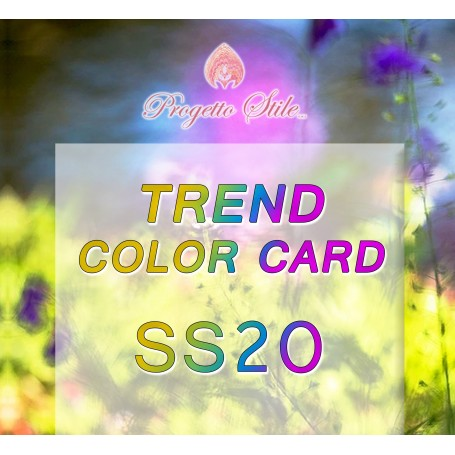 COLOR CARD EVOLUTION SS'2020 DIGITAL EDITION
