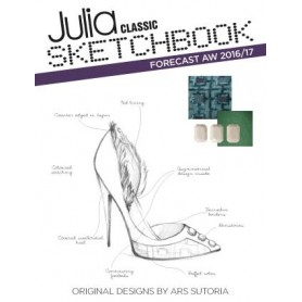 ARS Julia Classic Sketchbook (Single-Issue)