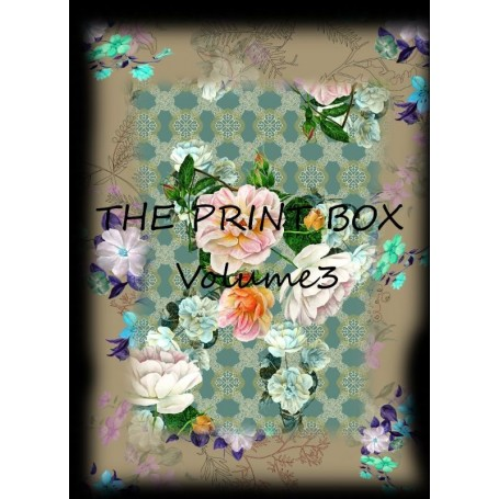 The Print Box Vol.3 | High Fashion, Printed Woven & Embroidery Patterns - 1