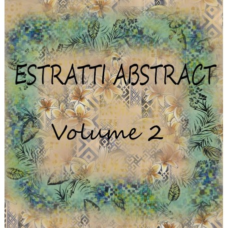 Estratti Abstracts Vol.2 | 75 Abstract Designs Book Layered & Editable - 1