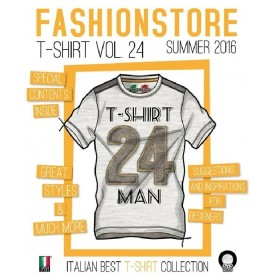 Fashionstore Man T-Shirt Vol.24 Incl. DVD single issue