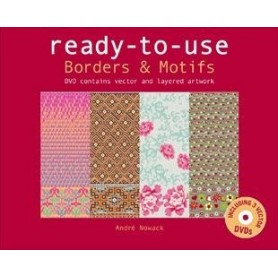 Ready To Use - Borders & Motifs incl. DVDs