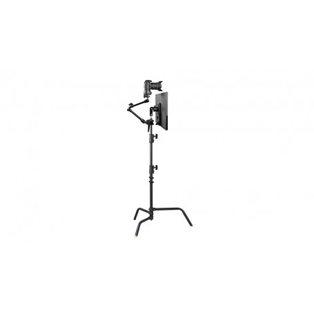 Tether Tools Rock Solid Master C-Stand – Black RSCS7-BLK - 1