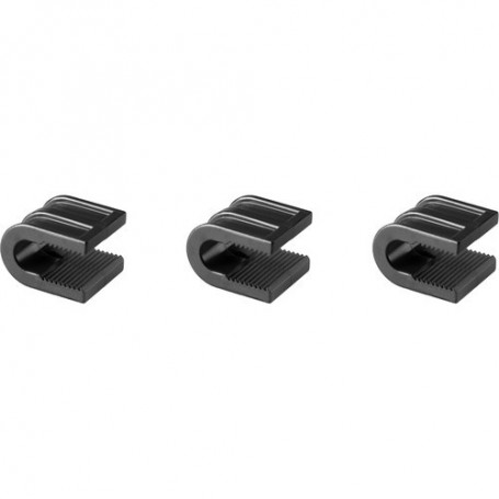 Tether Tools Replacement Jerkstopper U-Caps (3-Pack) JS001TP