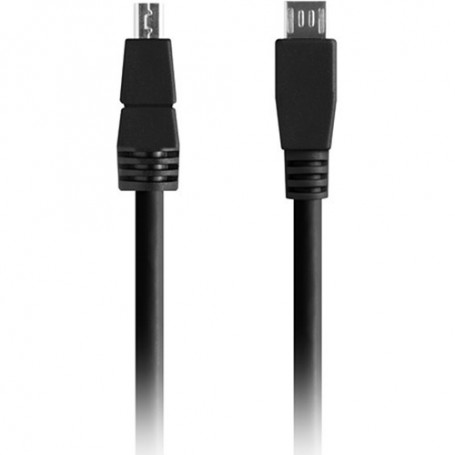 """Tether Tools 8-Pin USB 2.0 Mini-B Camera Connector Replacement Cable for Case Air Wireless Tethering System (9"""") CAW2MB8"""