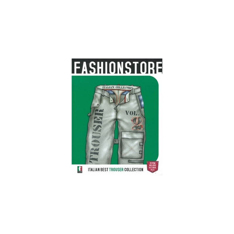 Fashionstore - Trouser Coll.- Vol. 2 + CD-Rom