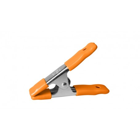 """Tether Tools Rock Solid """"A"""" Clamp – 1″ Silver RSPC1F-SLV"""