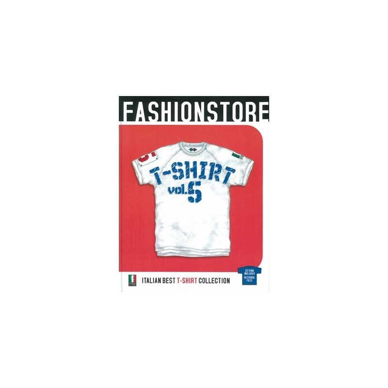 Fashionstore - T-Shirt - Vol. 5 + CD Rom