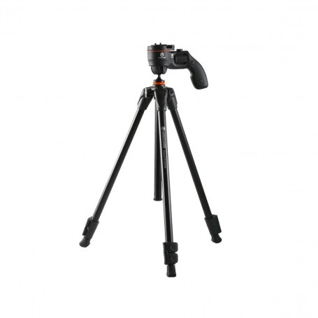 Vanguard Vesta 203AGH 3-Section Aluminum Tripod with GH-45 Pistol Grip Head - 1