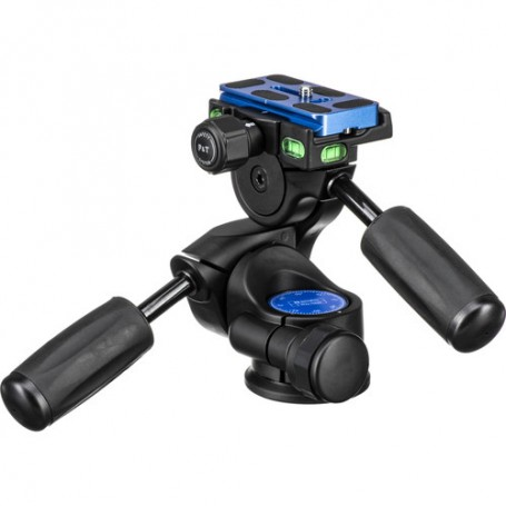Benro Tripod Head 3 Way Head, HD3