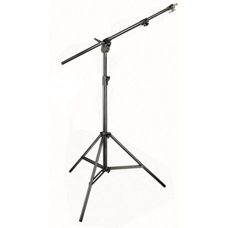Manfrotto Black Combi Boom Stand without Sandbag, 420NSB