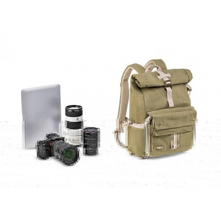 National Geographic Earth Explorer Small Backpack for CSC, NG5168