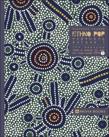 (Arkivia) ETHNO POP TEXTURES VOL.1 Book (VINCENZO SGUERA)