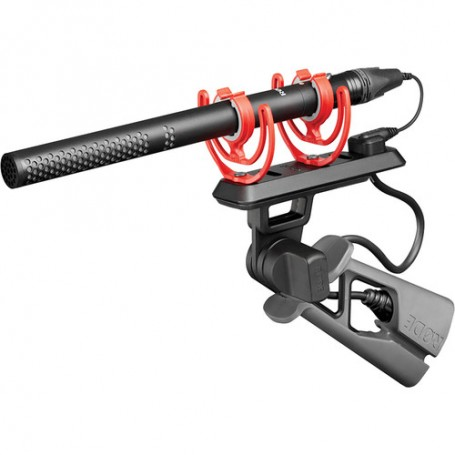 Rode Moisture-Resistant Short Shotgun Microphone Location Recording Kit, NTG5