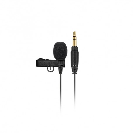 Rode Lavalier GO Omnidirectional Lavalier Microphone for Wireless GO Systems Black, LAVGO