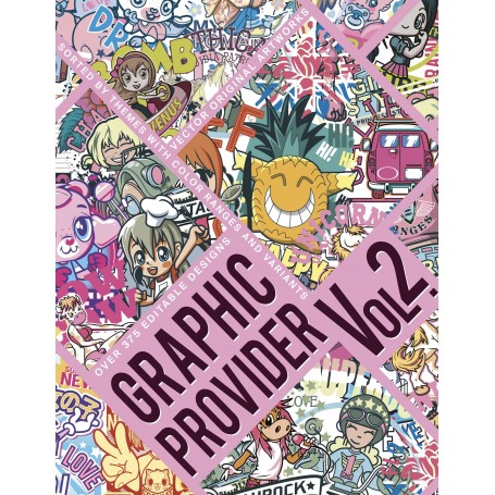 GRAPHIC PROVIDER VOL2 Young Girls GRAPHICS