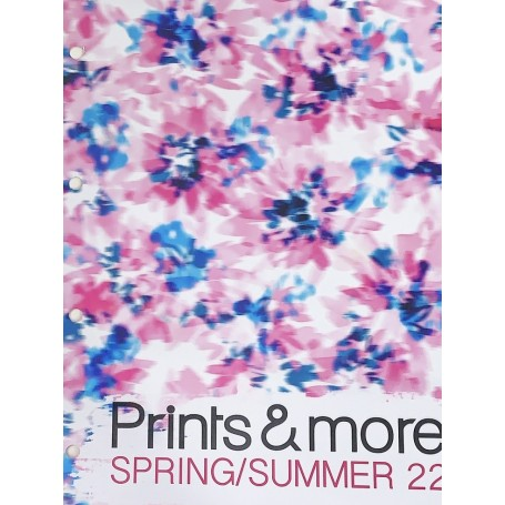 Prints & More Trend Book incl DVD, Textures & Pattern Design Book