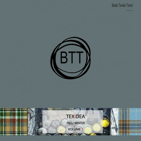 BTT TEXIDEA - Cads for Men Suiting,Trousering & Jacketing with all technical details