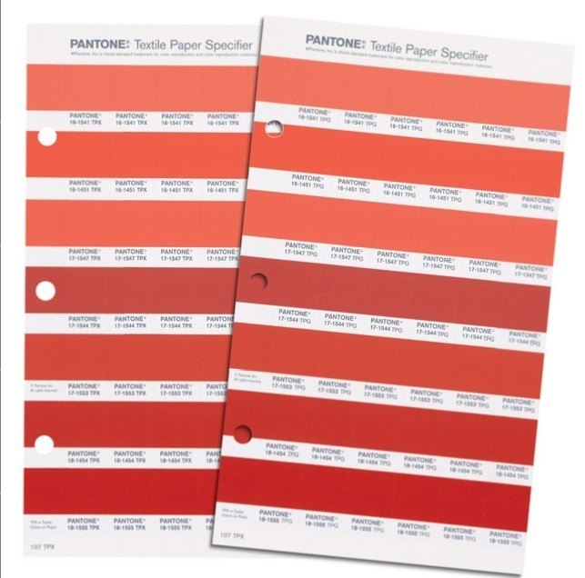 Pantone TPG Replacement Page FHI-RP