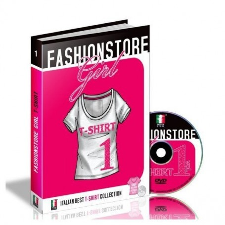 Fashionstore Girl T-Shirt Vol. 1