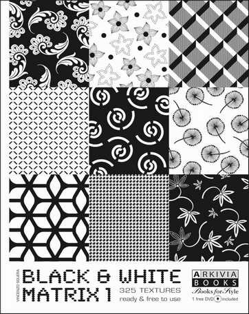 (Arkivia) BLACK & WHITE MATRIX 1 inc DVD Book (VINCENZO SGUERA)