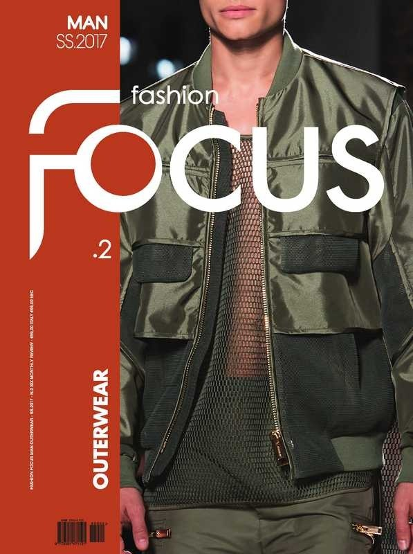 Fashion Focus (Man) Outerwear Magazine Subscription A/W & S/S