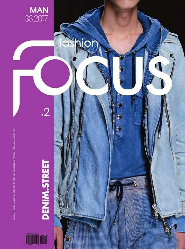Fashion Focus (Man) Denim & Street Wear Magazine Subscription A/W & S/S