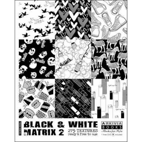 BLACK & WHITE MATRIX 2