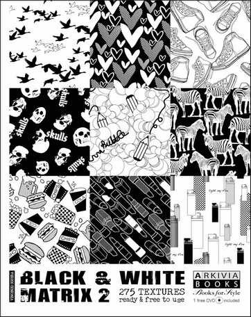 (Arkivia) BLACK & WHITE MATRIX 2 inc DVD Book (VINCENZO SGUERA)