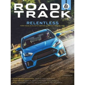 Road & Track (USA) Magazine Subscription