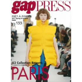 Gap Press Collections Magazine Paris S/S 2017