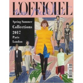L'Officiel 1.000 Models no. 168 Pret a Porter Paris/London