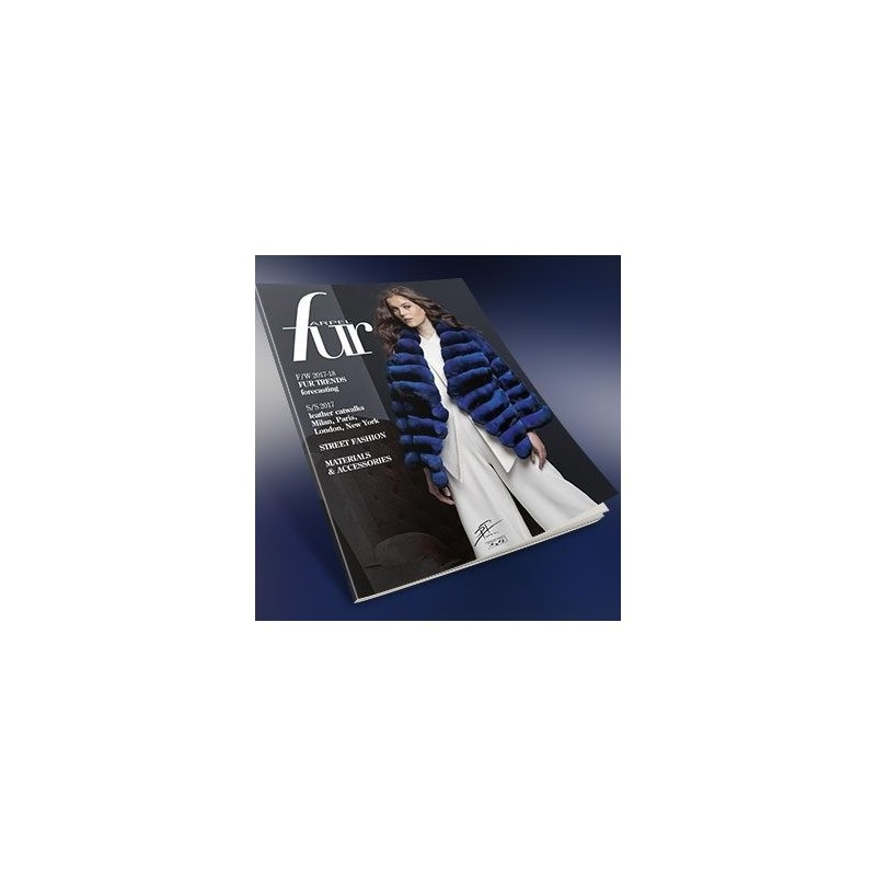 ARS Fur Magazine Subscription | Overcoats, Jackets, Bags & Accessories