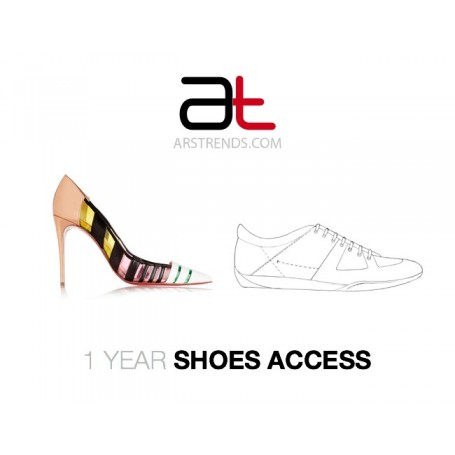 ARSTRENDS Website Shoes Subscription