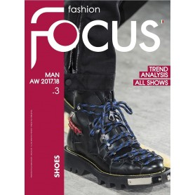 Fashion Focus (Man) Shoes A/W 17/18