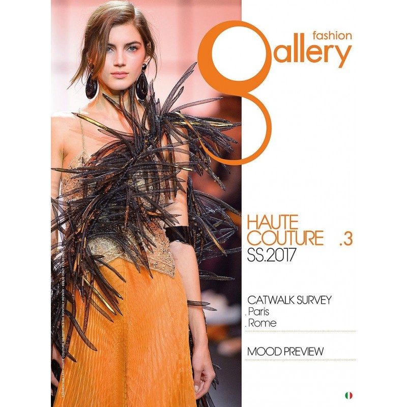 Fashion Gallery Haute Couture (Woman) Magazine SS 17