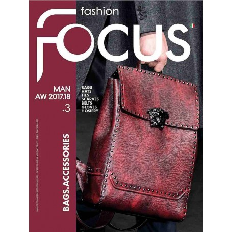 Fashion Focus Bags Man & Accessories Magazine