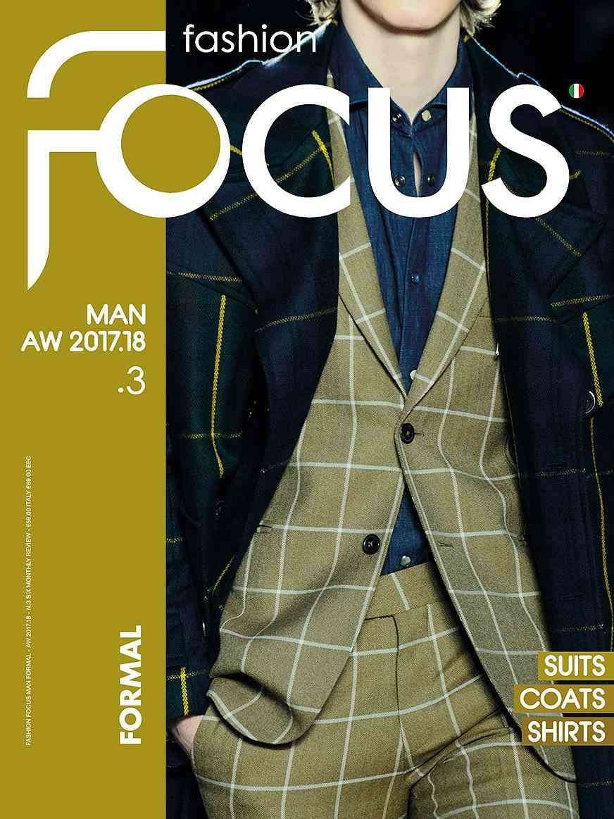 Fashion Focus Man Formal Wear Magazine