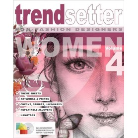 Trendsetter - (Women) Graphic Collection Vol.4 Incl DVD