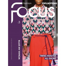 Fashion Focus (Woman) Topwear Magazine