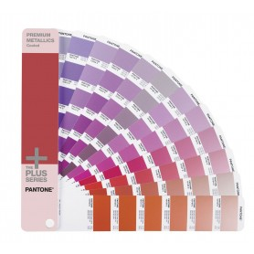 Pantone Premium Metallic Coated Guide GG1505 (Plus Series)