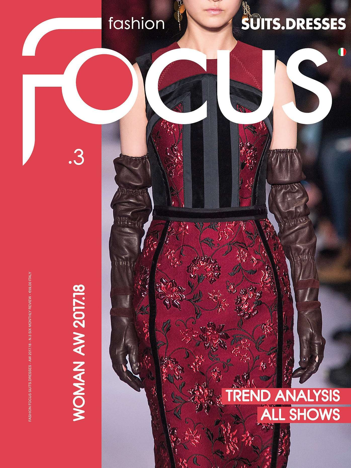 Fashion Focus (Woman) Sets, Dresses & Formals Magazine Subscription S/S & A/W
