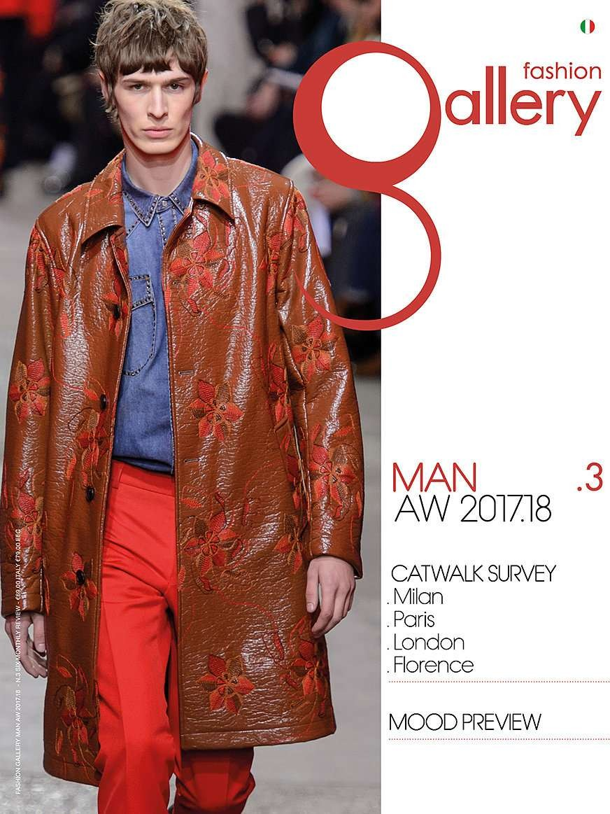 Fashion Gallery (Man) Magazine