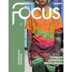 FASHION FOCUS WOMAN.MAN - T-SHIRTS n.2 Magazine